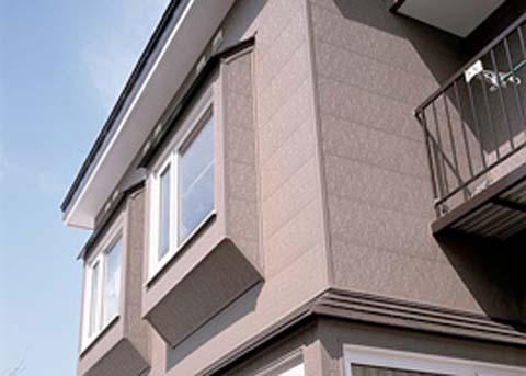 吹きつけ塗装 外壁塗り替え工事 リフォーム 東京