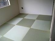 床 リフォーム 京都 琉球畳 内装