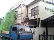 外壁 塗装 施工前