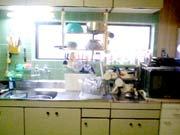 システムキッチン 施工前