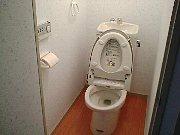 トイレ リフォーム 施工後